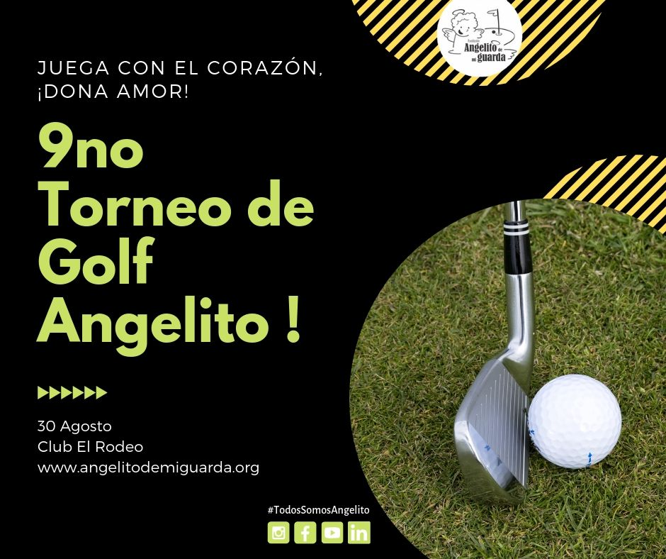 Torno de Golf Angelito