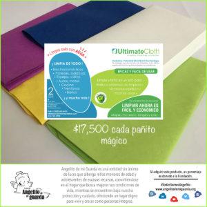 Pañitos ecológicos - Donaciones