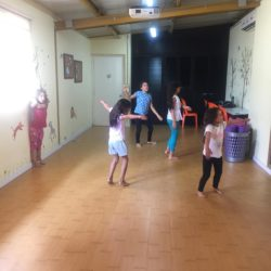 La danza en los niños